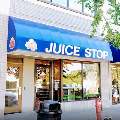 Juice Stop Downtown Lincoln